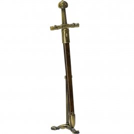 Miniature Sword with stand