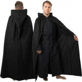 Medieval cape