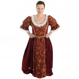 Baroque clothes