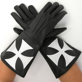 Gloves of Knights Hospitaller
