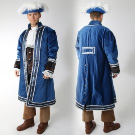 Baroque men's costume Chevalier de Saint-George