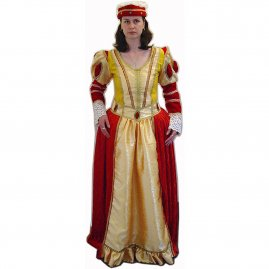 Renaissance ladies' dress