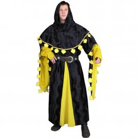 Tabard with hood, medieval mens´costume