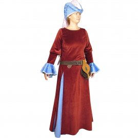 Medieval Dress deLuxe