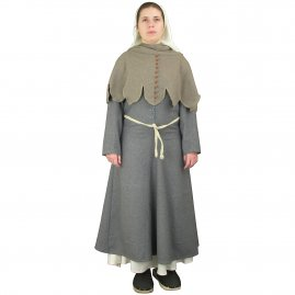 Plain Women´s Medieval Dress