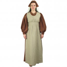 Period farmwife dress
