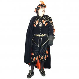Renaissance men's costume