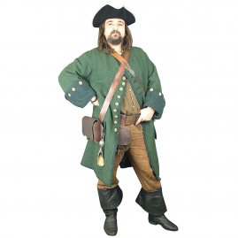 Late medieval Pirate Costume