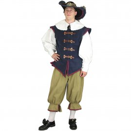 Musketeer costume John