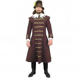 Baroque male costume