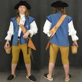 Costume Caribbean Pirate