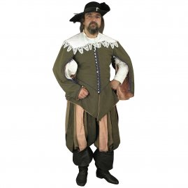 Mens' costume Thirty Years War
