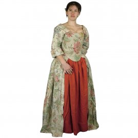 Baroque dress Anna