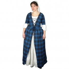 Dress, Scotland - 18th cen.