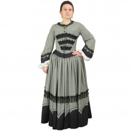 Ladies dress, US cavalry