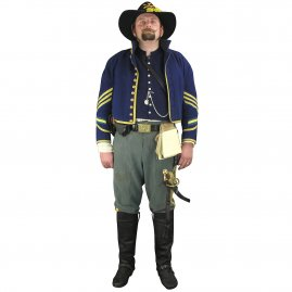 Men's uniform, US cavalry