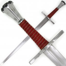Short medieval Sword Templeton