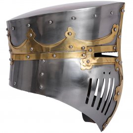 Great Helm of Castile, 13 cen