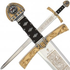 Sword Richard the Lionheart de Luxe