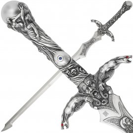 Sword of Merlin the magician
