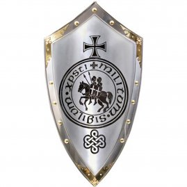 Knight Templar Shield