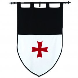 Templar Knight Order of the Templars Banner