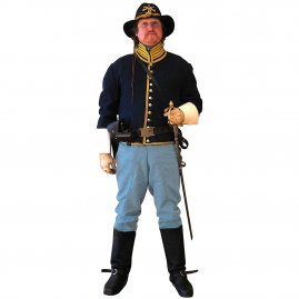 Northerners Uniform, American Civil War