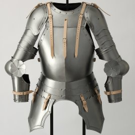 Half-suit of armour, Mid-15th century