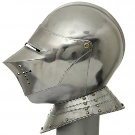 German close helmet Mantelhelm, about 1560