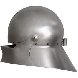 German sallet about 1480