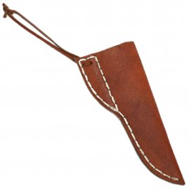 Medieval knife sheath simple