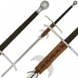 Two-handed HMB/ACL sword, class B