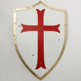 Crusader Shield, battle-ready