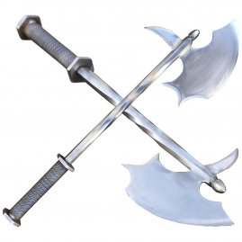 War ax axe (year 1400)