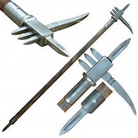 Two hand war hammer
