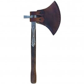 Leather Axe Edge Guard
