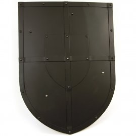 Crusader battle shield