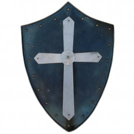 Crusaders' shield