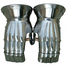 Armor mittens I