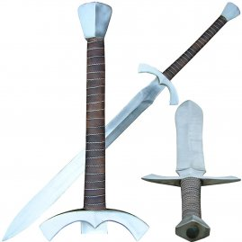 Two hand fantasy sword Ignacius