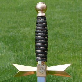Maltese ceremony sword