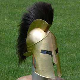 Greek helmet Leonidas