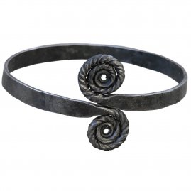 Celtic upper arm bracelet