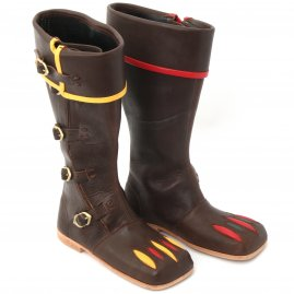 Bear's Claw Boots