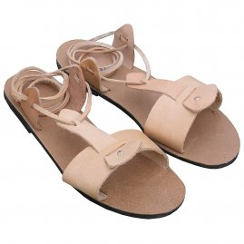 Leather Sandals, so called Christ shoes