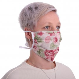 Face mask 2-layer, set 5pc