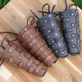 Arm bracers Gladiator (2 pcs)