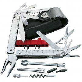 Victorinox Clip Multifunctions Swisstool More 2 42 Tools+Case