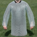 Mail armour tunic XL