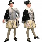 Spanish aristocrat costume